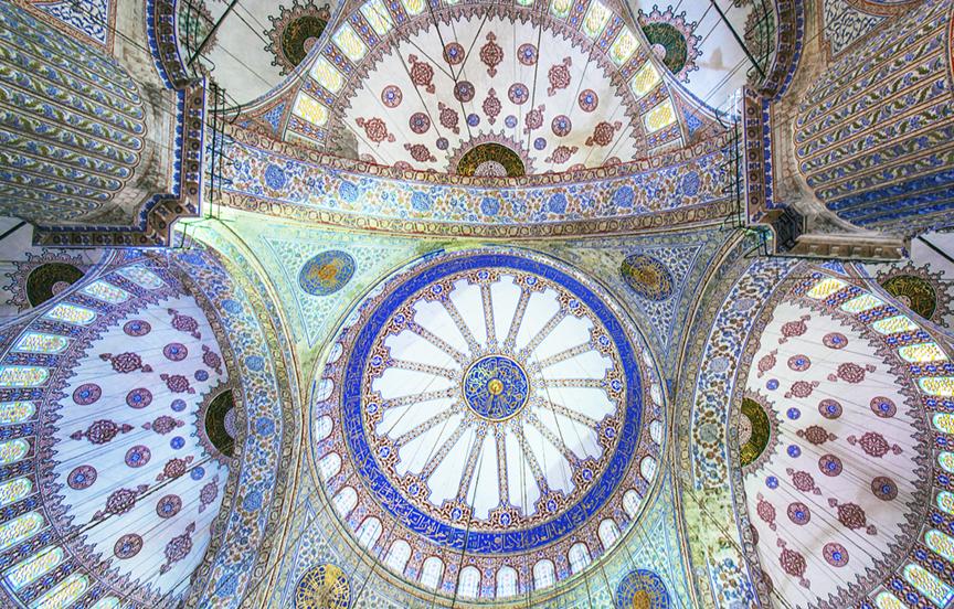 blue mosqueblog